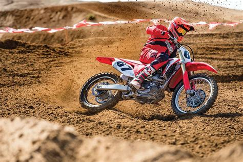 motocross race mxa motocross race test 2018 honda crf450 motocross