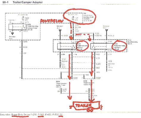 Ford Trailer Wiring Diagram Free