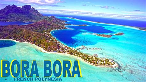 Bora Bora French Polynesia 2014 Hd Youtube
