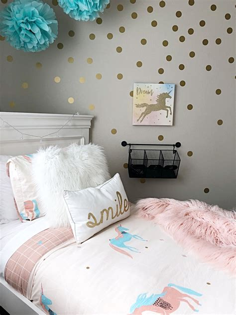 Bedroom Design For Tween by Simple Tween Unicorn Themed Bedroom Unicorn Peyton S