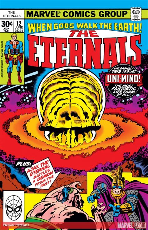 Eternals (1976) #12 | Comic Issues | Marvel