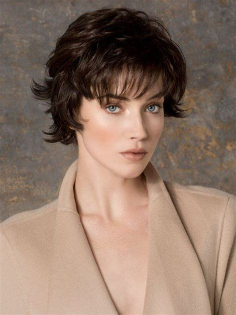 short haircuts  fine hair square face  style