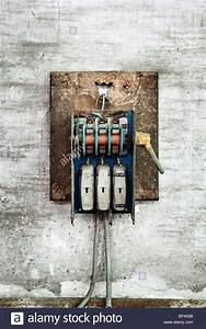 Outdoor Electrical Fuse Box