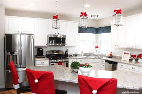 cozy christmas kitchen decorating ideas festival