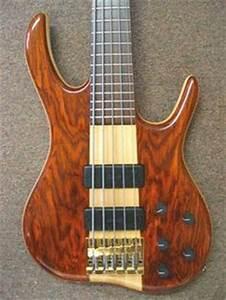 Les Claypool's Pachyderm with a Kahler bass tremolo | Bass ...