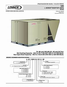 Lennox Rooftop Units Wiring Diagram