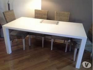 Alinea Table A Manger : table chaises alinea offres octobre clasf ~ Teatrodelosmanantiales.com Idées de Décoration