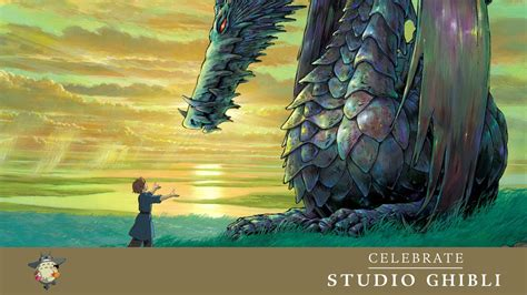Tales From Earthsea  Celebrate Studio Ghibli  Official Trailer Youtube