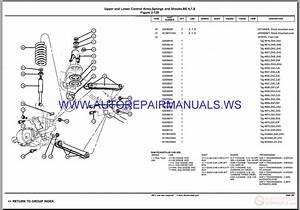 Chrysler Dodge Ram Be Parts Catalog  Part 2  1998
