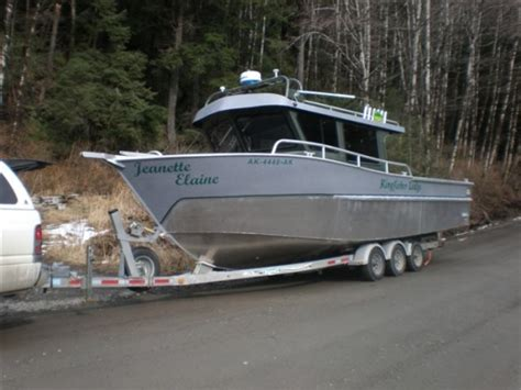 Aluminum Fishing Boat Magazine by Plate Aluminum Offshore Boats By Specmar Woodenboat Magazine