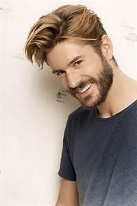 Coupe Homme Cheveux Gris : coupe de cheveux homme couleur blond ~ Melissatoandfro.com Idées de Décoration