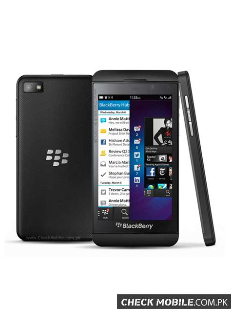 blackberry z10 price specs reviews and features checkmobile