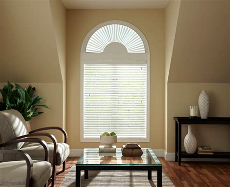bali faux wood arch blinds contemporary venetian