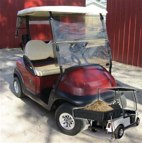 Club Car Dump Box by 48v Club Car Precedent Utility Golf Cart With Aluminum