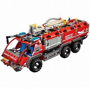 Lego Technic Erwachsene : lego technic airport rescue vehicle 42068 jadrem toys ~ Jslefanu.com Haus und Dekorationen