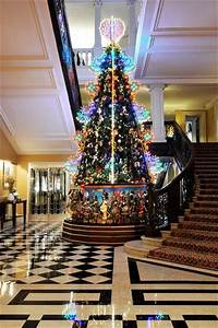 Claridges Christmas Tree Designed by Dolce & Gabbana