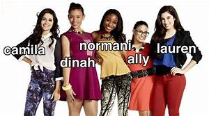 fifth harmony names - Google zoeken | celebs / people ...