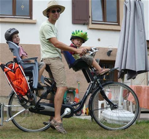 siege velo avant decathlon le vélo brouette le combiné sièges enfant avant et arrière