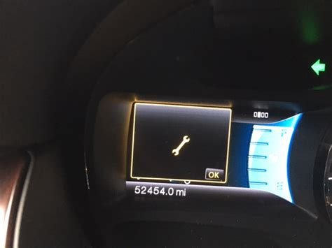 ford fusion warning lights 2011 ford edge loses power wrench light on 28 complaints