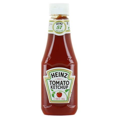 Livraison à domicile Heinz Tomato Ketchup, 342g