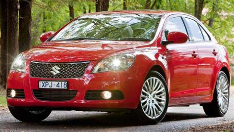 Suzuki Car : Suzuki Kizashi Used Review