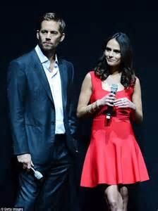 Paul Walker's on-screen love interest Jordana Brewster ...