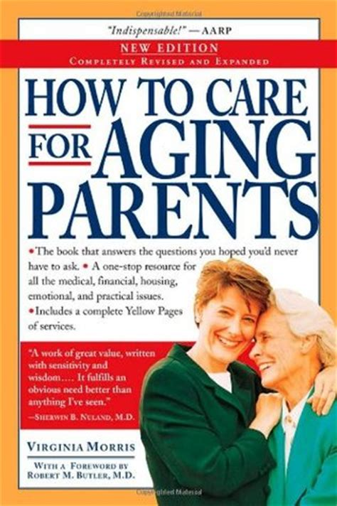 care  aging parents  virginia  morris reviews discussion bookclubs lists