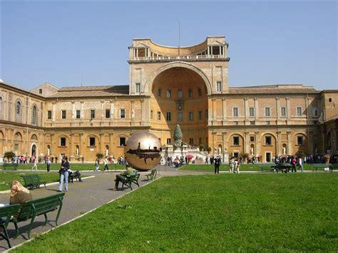 Cortile Della Pigna by Cortile Della Pigna Rome Cityseeker