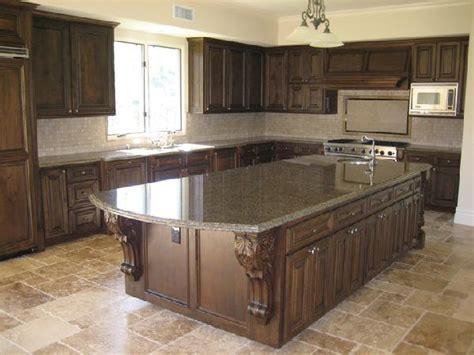 tropical brown granite countertops seattle