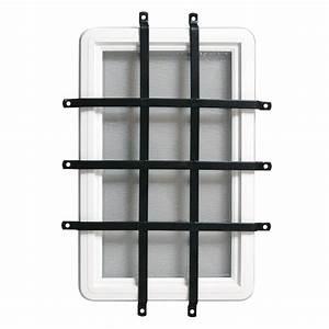 Porte De Service Leroy Merlin : grille anti effraction pour porte de garage coulissante ~ Melissatoandfro.com Idées de Décoration
