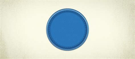 Free PSD | Embroidery badge