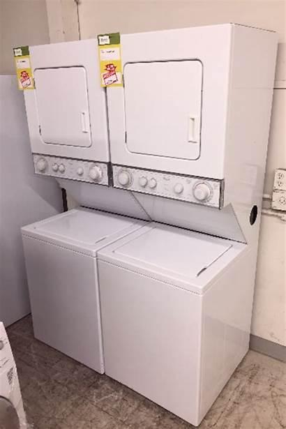Washer Dryer Stackable Whirlpool Electric Inch Laundry