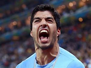 The 12 Most Outrageous Things Luis Suarez Soccer39s