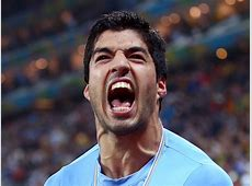 The 12 Most Outrageous Things Luis Suarez, Soccer's