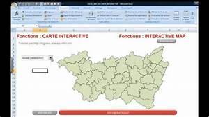 Faire Une Carte : comment faire une carte interactive sur excel ~ Medecine-chirurgie-esthetiques.com Avis de Voitures