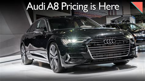 2019 audi a8 price robots inspect engines autoline daily 2396 youtube