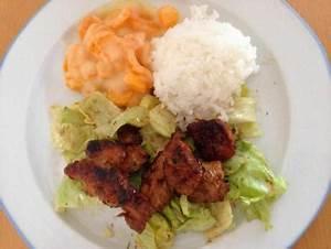 Djuvec Reis Maggi : honig sesam putenstreifen auf joghurt balsamico salat an ~ Lizthompson.info Haus und Dekorationen