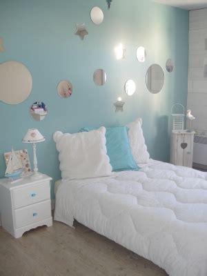 chambre bleu fille chambre fille sirene princesse mais pas trop de