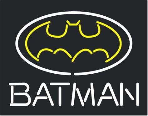 batman neon light batman comic neon light sign 16 quot x 14