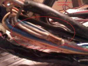 91 Crx Si Engine Harness Wiring Question  Please Read