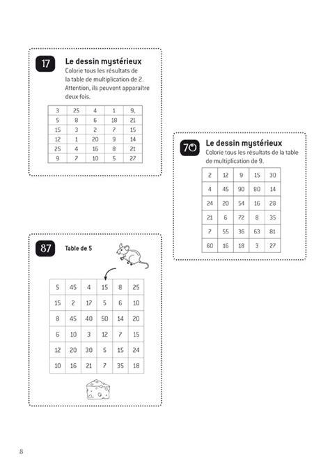 r 233 viser les tables en s amusant scop editions buissonnieres edition et vente de partitions