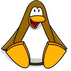 Club Penguin Dancing Penguin