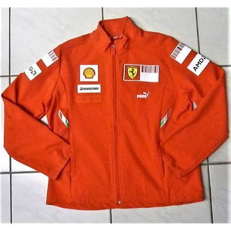 Marlboro scuderia ferrari tommy hilfiger puffer jacketit carries all the official sponsorship logos from the 2001 ferrari team. 2008 FERRARI Softshell Jacket - FormulaSports