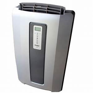 Haier 14 000 Btu Portable Air Conditioner Dehumidifier Fan