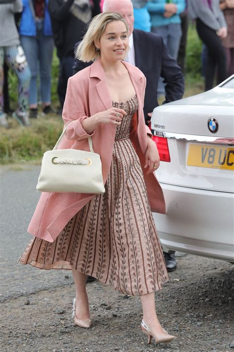 Pin on EMILIA CLARKE OUTFIT