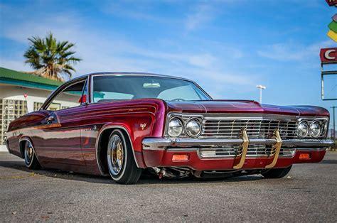 1966 Chevrolet Impala - Junkyard Jewel - Lowrider
