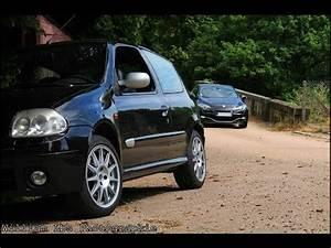 Clio 4 Rs Phase 2 : mont e historique clio 2 rs phase 1 avec copilote effray e la ronde des belles en limousin ~ Maxctalentgroup.com Avis de Voitures