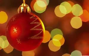 Sfondi Natale - Sfondo natalizio luminoso