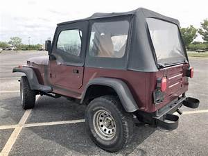 1992 Jeep Wrangler Manual Well Maintained 4x4 Manual