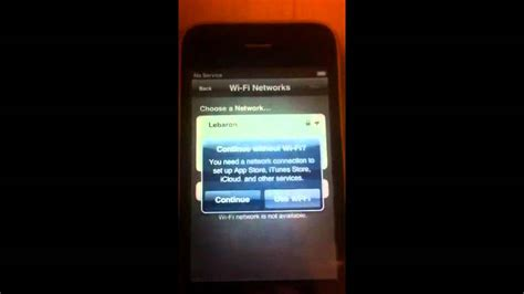 why wont my flashlight work on my iphone activating iphone after restore help